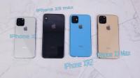 iPhone11机模上手,这外观,比华为Mate20Pro和XS Max还丑!