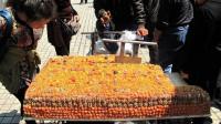 曾经在街上卖新疆切糕的人,为什么现在消失了?原因很是意外