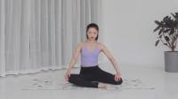 针对腿部的瑜伽体式 可以加速新陈代谢