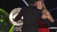 温网冠军晚宴,德约科贝尔共舞,真的跳的很好