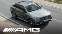2020 Mercedes-AMG GLC43 4MATIC Coupé 首发宣传片