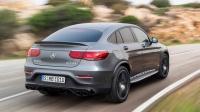 2020 Mercedes-AMG GLC43 4MATIC Coupé 展示 - 竞争 宝马 BMW X4 M40i?