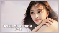 中国大陆华语音乐流行榜第75期,火箭少女多位小姐姐携手空降