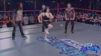 这就是街舞的魅力,受全场气氛,罗素下场与三位裁判互相battle!