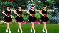 7月最新广场舞《酒醉的蝴蝶DJ》32步时尚水兵舞风格 附分解动作