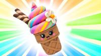 超可爱又美味的冰淇淋,让小丽姐姐教你如何制作吧!
