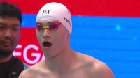 泳坛一哥!孙杨200米自由泳毫无悬念拿下第一再现霸气瞬间 2019 FINA游泳世锦赛 67