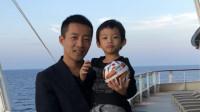 八卦:汪小菲罕见晒儿子正面照 三岁的汪希箖长这么高!