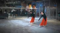 帅气国风舞蹈《缘分一道桥》,老师的这个镜面教学方便学习,收藏