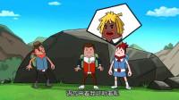 搞笑吃鸡动画:猴子请来的萌妹真的什么事都能干得出来,实力坑队友啊!