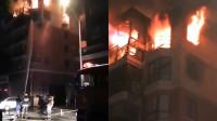 痛心!温州发生惨烈火灾 大人跳楼身亡屋内两小孩不幸遇难