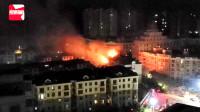 痛心!温州发生惨烈火灾,大人跳楼身亡两小孩被活活烧死