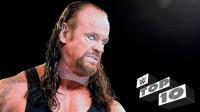 墓碑钉头巨石强森 高空抛摔里克希 WWE送葬者十大残忍劲爆时刻
