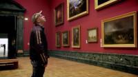 男子画一幅画能卖20万,却声称没画过画,夜晚监控拍到可怕一幕