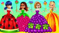 你最喜欢哪位水果小姐?瓢虫雷迪游戏