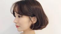 现在韩国非常流行的一款短发裁剪技术
