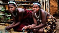 揭秘:非洲最原始的部落,女人以臀大为美,不能拒绝男性任何要求