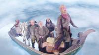 接引佛祖的无底船谁打造的?原来是三界第一大神的过河工具?