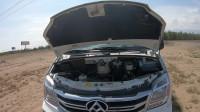 新疆自驾游苦逼的一天,房车里40度高温,停下来修车是什么滋味?