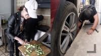 洱海环湖煮火锅,自嗨型选手把车开沟里悲剧了
