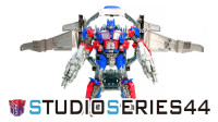 KL变形金刚玩具分享466 Studio Series 44 OPTIMUS PRIME 电影工作室 飞翼擎天柱