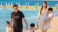 """八卦:吴佩慈宣布怀第四胎 两儿两女凑两个""""好"""""""