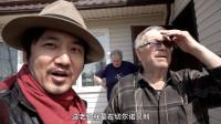 真实的白俄罗斯农村家庭,在院子里养鸡种菜,和中国农村没大差别