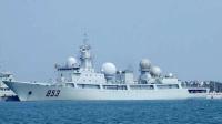 中国海军一特种战舰外形怪异 仅少数几国能建造