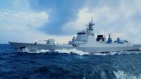 美舰队司令要给中国腾空间这一定是个假司令