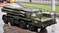 俄升级龙卷风火箭炮