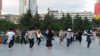 西宁市中心广场.锅庄舞(93)