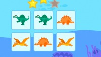 儿歌多多之多多亲子游戏 益智儿童游戏 跟着恐龙先生锻炼记忆力