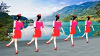 益馨广场舞《阿里山的姑娘》经典民歌来跳舞,好听好看还有教学
