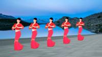 益馨广场舞《玛尼情歌》火爆网红歌曲原创附分解教学口令