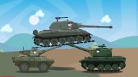 坦克大战:好兄弟才要一起获得胜利!
