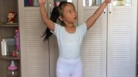 5岁/舞蹈:然儿舞蹈日常练习