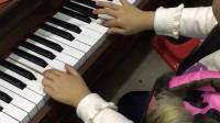 6岁/钢琴:然儿日常钢琴练习