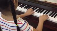 7岁/钢琴:然儿日常钢琴练习