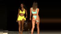 2020邁阿密時裝周Nessy 品牌泳裝秀,大氣又優雅,穿在她們身上太迷人