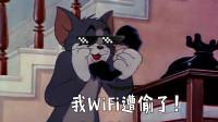 四川方言貓和老鼠:湯姆貓請高手來抓老鼠,只因WiFi被偷?笑安逸了