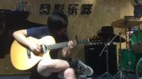 2019 卡马杯第二届全国原声吉他大赛初赛 指弹组 吴林铮 《kokoro》翻弹