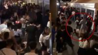 温州小伙在巴塞罗那被5壮汉围殴致死 现场视频曝光!总领馆发声