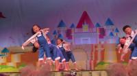 6岁/舞蹈:然儿大班毕业活动舞蹈之一