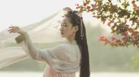 长安女子图鉴:汉服美人长安寻梦,配上古风女神的歌曲瞬间穿越