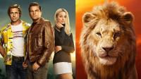 《好莱坞往事》创昆汀个人开画最佳!《狮子王》全球逼近10亿美元