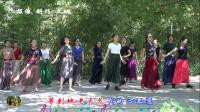 紫竹院广场舞《站着等你三千年》,翩翩起舞,跳的真美!