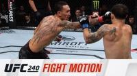 UFC240纯格斗慢镜 完全统治 王者归来