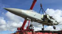 无偿赠给中国70枚导弹,专家赴华全程指导,只为换走美军战机遗骸