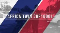 【MOTO小峰】本田CRF1000L非洲双缸,没个一米八骑着真的累