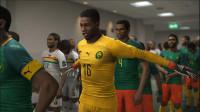 【实况足球】2019年喀麦隆勇夺非洲杯(1),喀麦隆 VS 几内亚